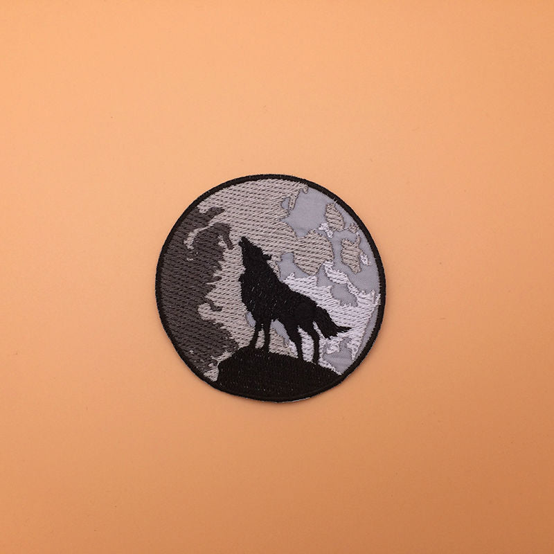 Twilight Wolf Patches