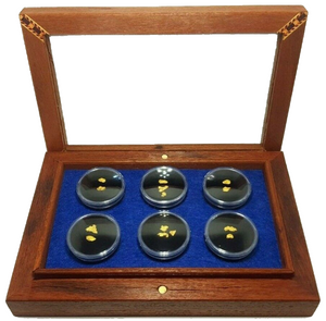 Gold Display Box with 2.5 Grams of Gold