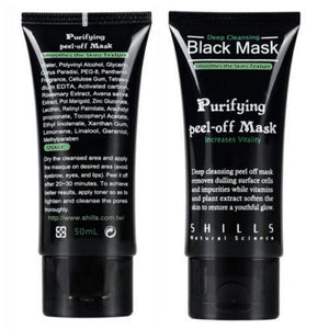 Deep cleansing Black Mask - NOUVELSTORE