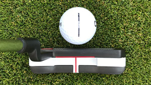 Using an Alignment Line for Putting