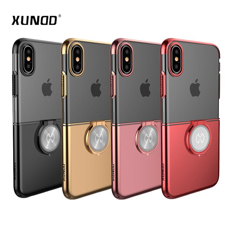 Luxury phone Case For iphone X