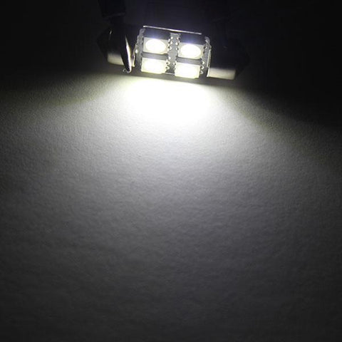 LED Festoon 33mm 4SMD
