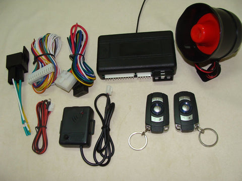 BERET LC100 Remote start