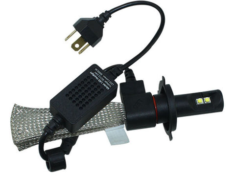LED headlight H4-CR-3000LM