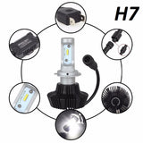LED headlight H7 YS-7G 4000LM