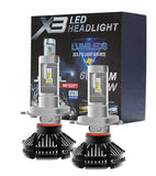 LED headlight H7 YS-X3 3000LM