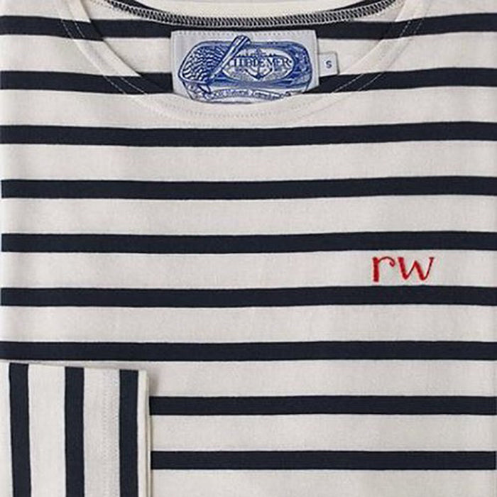 NEW - Get your Breton Shirt Embroidered!