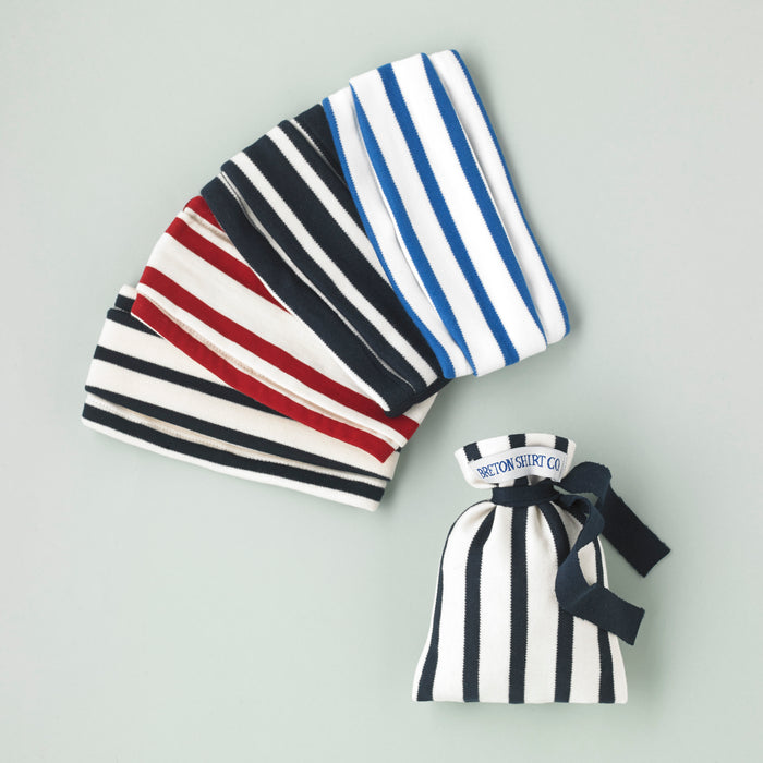 Lockdown Style: Take a Look at Our Breton Striped Coronavirus Masks