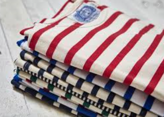 Brighten Your Winter Wardrobe with a Classic Breton Shirt