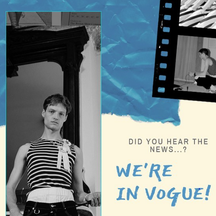 We're in Vogue! Find out More...
