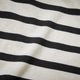 Breton Noir Striped Close Up