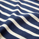Mens Regatta Striped Breton Shirt Close Up