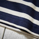 Mens Striped Breton Le T-Shirt v2 Close Up