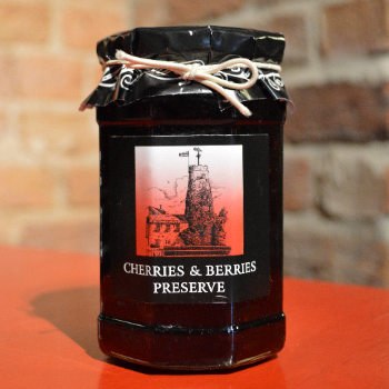 Batemans Cherries and Berries Preserve