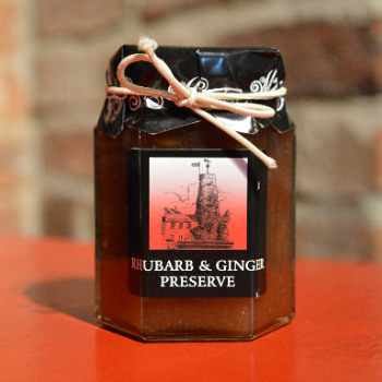 Batemans Rhubarb and Ginger Preserve