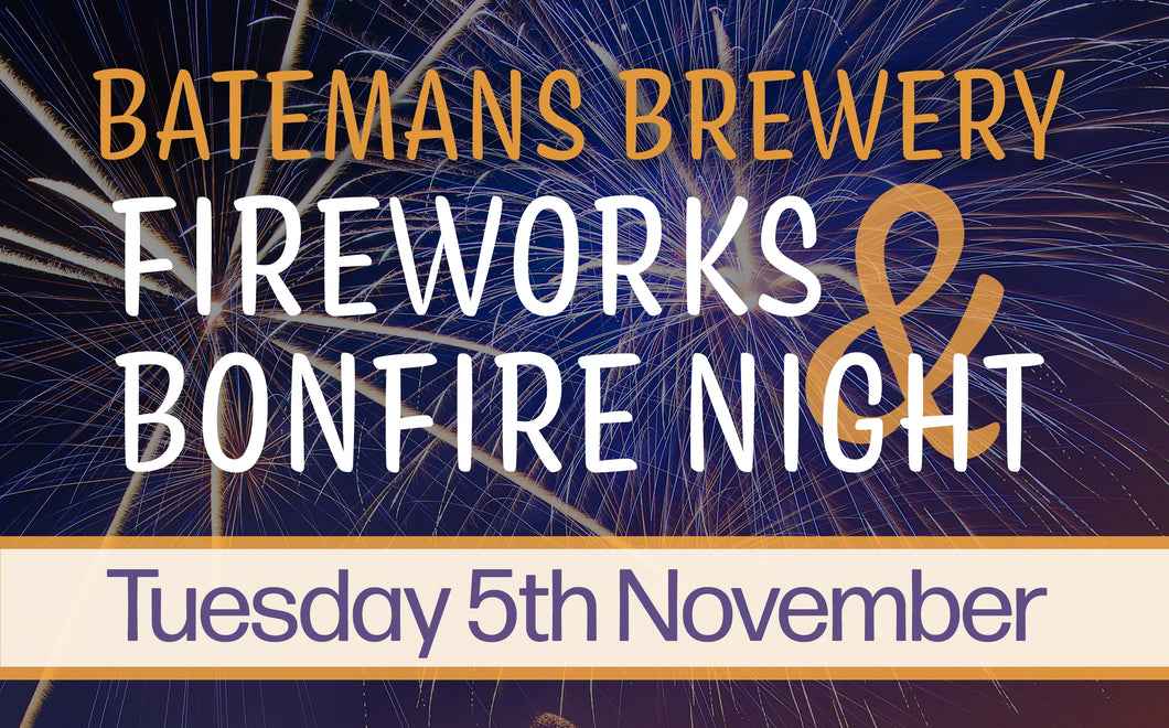 Child - Batemans Fireworks & Bonfire Night Wristband 2019