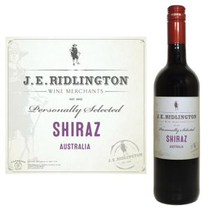 J.E.Ridlington - Shiraz (75cl)