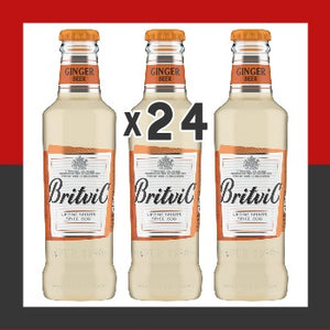 Click & Collect - Britvic Ginger Beer 200ml (x24)