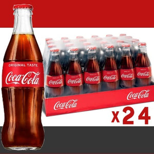 Click & Collect -  Coca Cola Contour 330ml (x24)
