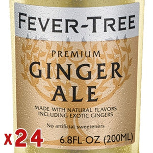 Click & Collect - Fever-Tree Premium Ginger Ale (x24)