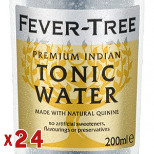 Click & Collect - Fever-Tree Premium Indian Tonic Water (x24)