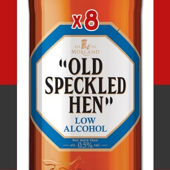 Click & Collect - Old Speckled Hen Low Alcohol (x8)