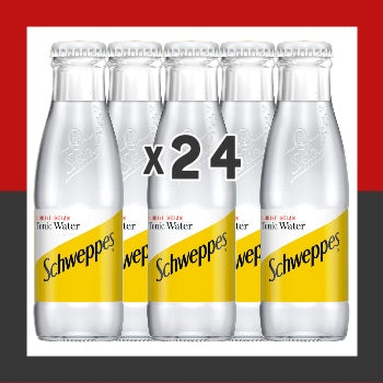 Click & Collect -  Schweppes Slimline Tonic 125ml (x24)