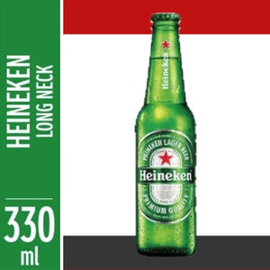 Zcc - Click & Collect - Heineken Long Neck (x24)