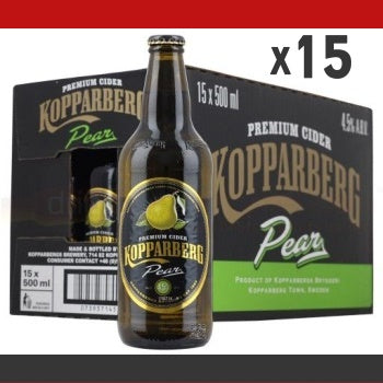 Click & Collect - Kopparberg Pear Cider (x15)