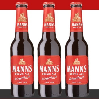 Z01 Click & Collect - Manns Brown (x24)
