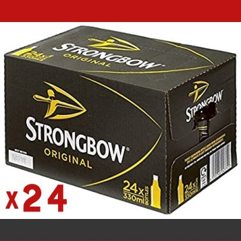 Click & Collect - Strongbow Cider (x24)