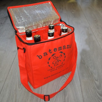 Batemans Insulated Bottle Beer Carrier / Bag