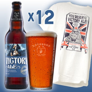 Click & Collect - Batemans Victory Ale Box Set **Deal**