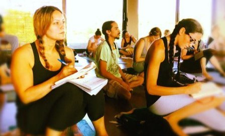 Jivamukti Teacher Training