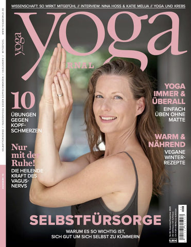 Yoga Journal Nov / Dez 2020