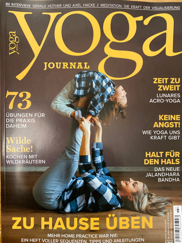 Yoga Journal 03/2020 (Mai / Juni)