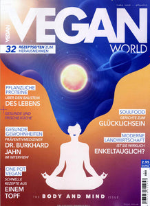 Vegan World 01 / 2021