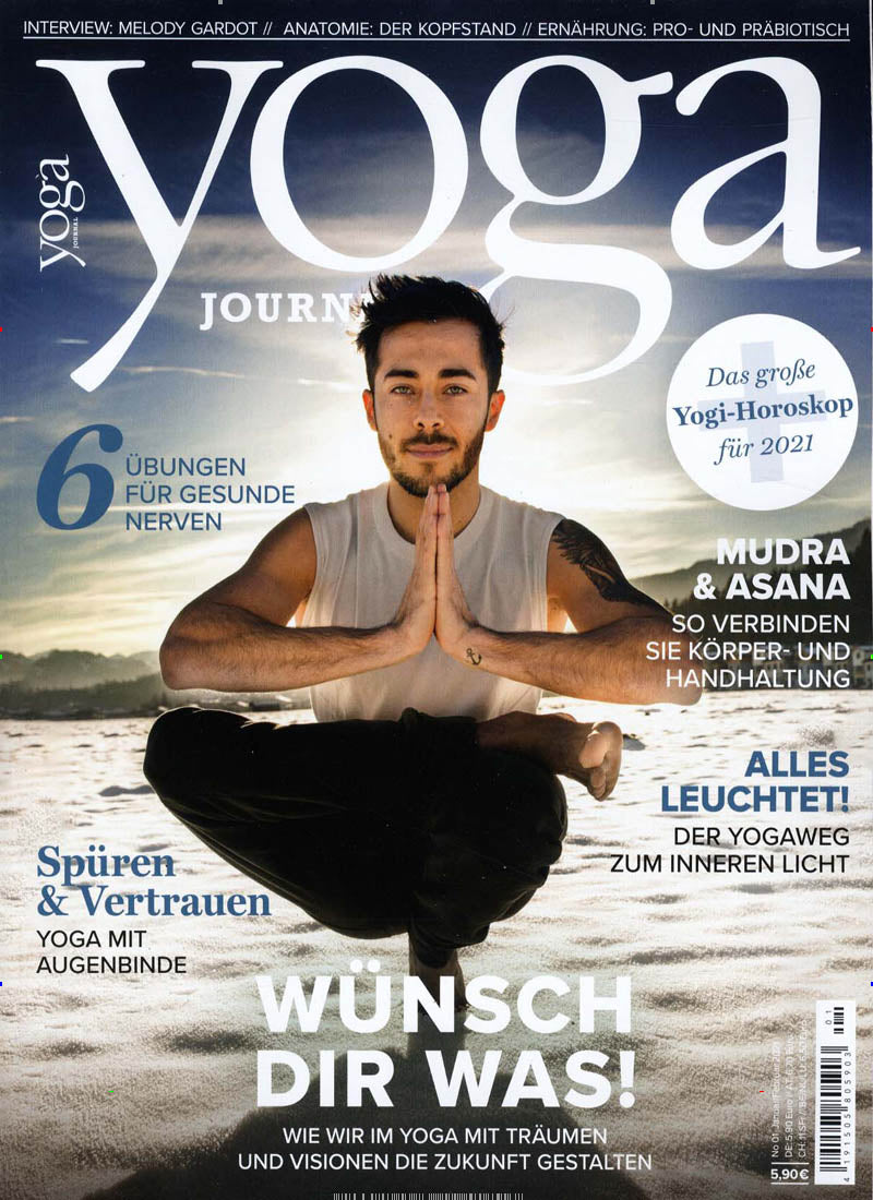 Yoga Journal Jan / Feb 2021