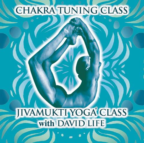 """Chakra Tuning"" Yoga Class with David Life (engl.)"
