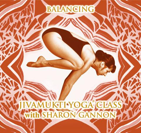 """Balancing"" Yoga Class with Sharon Gannon (engl.)"