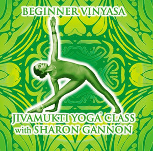 """Beginner"" Yoga Übungen auf DVD & CD - DEUTSCHE VERSION"