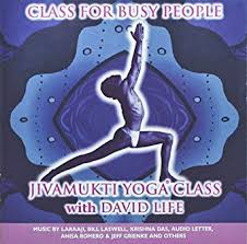 """Class for busy people"" Yoga Übungen auf DVD & CD - DEUTSCHE VERSION"