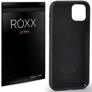 ROXX Apple iPhone 11 Pro Slim Case | Hardcase mit Innenschutz & Displayschutz