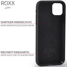 ROXX Apple iPhone 11 Slim Case | Hardcase mit Innenschutz & Displayschutz