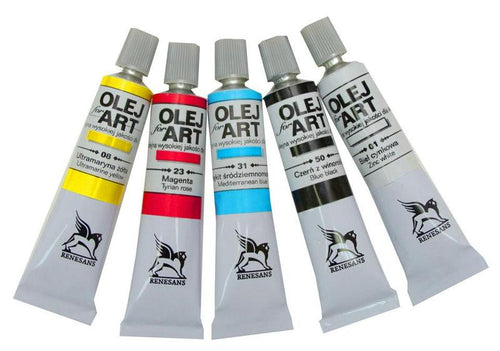 SPAR 20% Renesans Fine Oil Colours 60ml