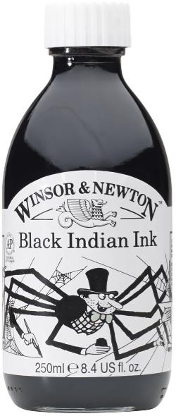 Black indian Ink