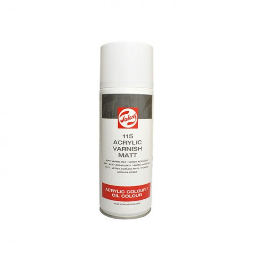 Talens Varnish Spray MATT no.115
