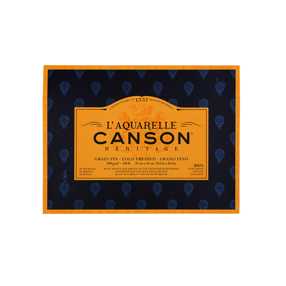 Canson Heritage mat CP 300g
