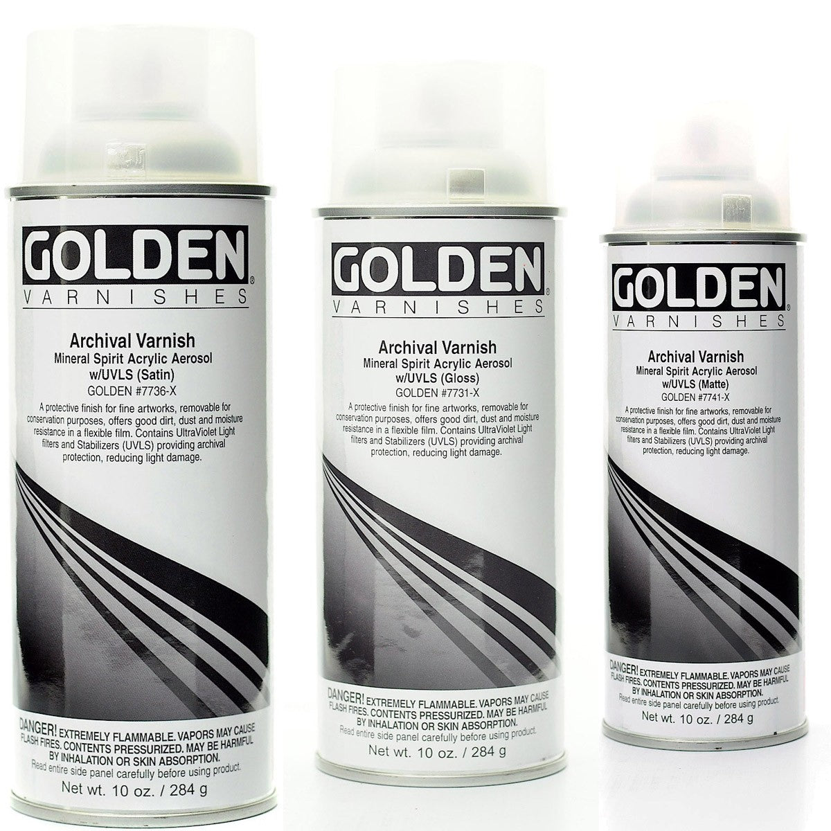 Golden Archival UV Varnish Spray