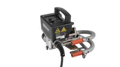Leister Weldy Miniwelder Tex2 welding machine for silpaulin